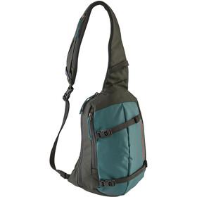 Patagonia Atom Sling Shoulder Bag 8l tasmanian teal